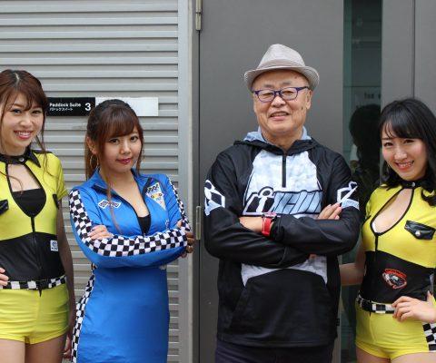 【MAX10第2戦】201706 レースクイーン