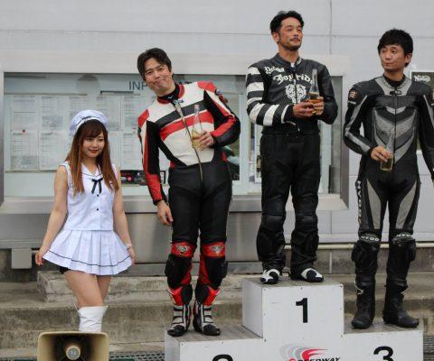 【MAX10第2戦】201706 表彰式